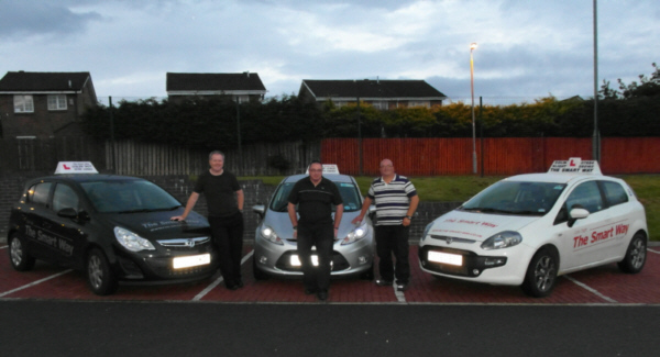 The rouges gallery! 